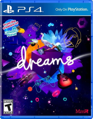 Dreams Standard Edition - PlayStation 4,The CD Exchange