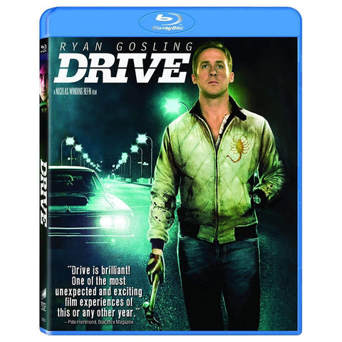Drive | Blu-ray,Blu-ray,The CD Exchange