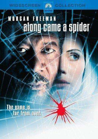 DVD - Along Came A Spider (Widescreen),,The CD Exchange