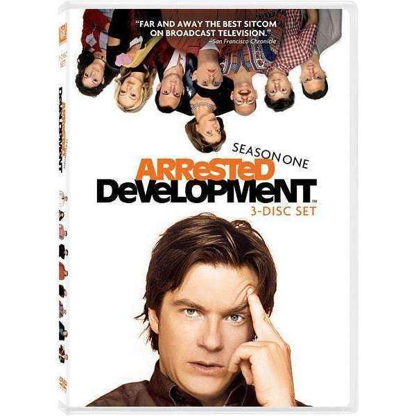DVD - Arrested Development: Season 1 - Used - The CD Exchange