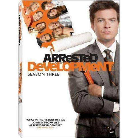 DVD - Arrested Development: Season 3 - Used - The CD Exchange