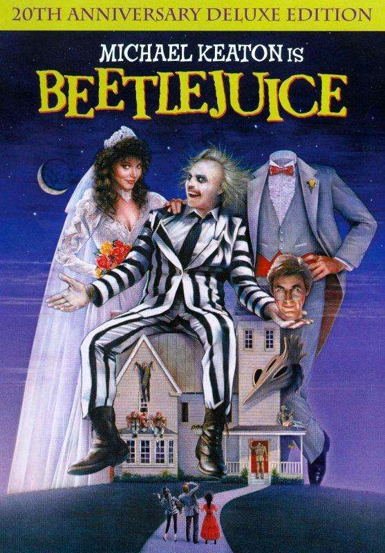 DVD - BeetleJuice - Used - The CD Exchange
