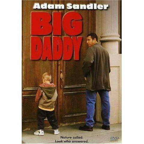 DVD - Big Daddy - Used,,The CD Exchange