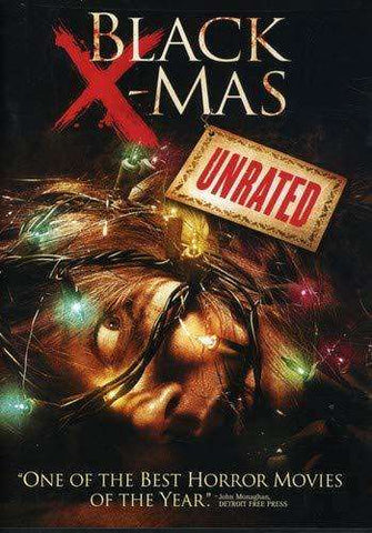 DVD - Black X-Mas,The CD Exchange