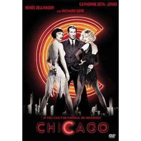 DVD - Chicago (Fullscreen) - Used,,The CD Exchange