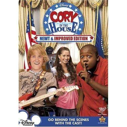 DVD - Cory In The House: Newt & Improved Edition - Used - The CD Exchange