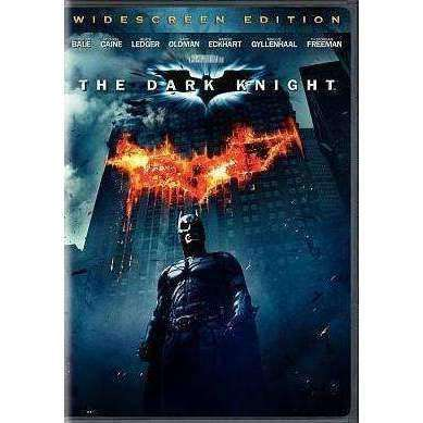 DVD - Dark Knight (Widescreen) - Used,,The CD Exchange
