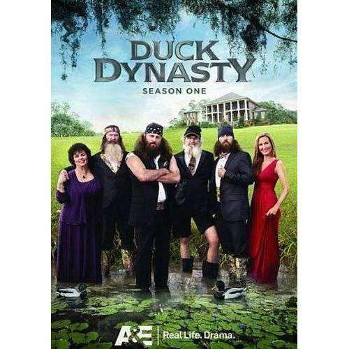 DVD - Duck Dynasty: Season 1 - Used DVD - The CD Exchange