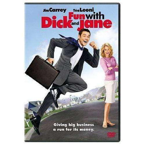 DVD - Fun With Dick And Jane - Used,,The CD Exchange