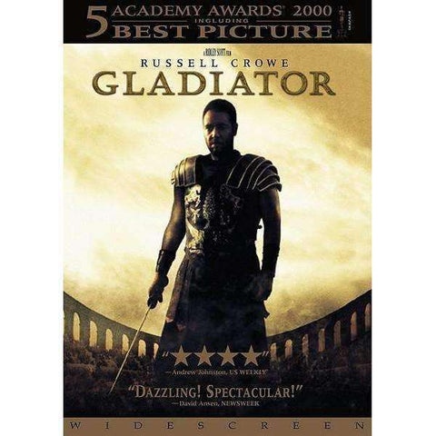DVD | Gladiator (Widescreen),Widescreen,The CD Exchange