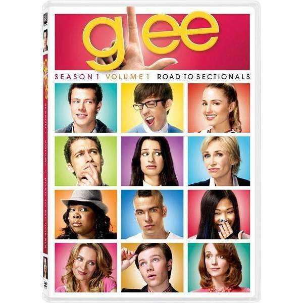 DVD | Glee: Season 1 Vol.1: Road To Sectionals,Widescreen,The CD Exchange