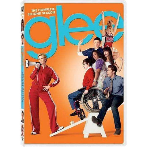 DVD - Glee: Season 2 - Used - The CD Exchange