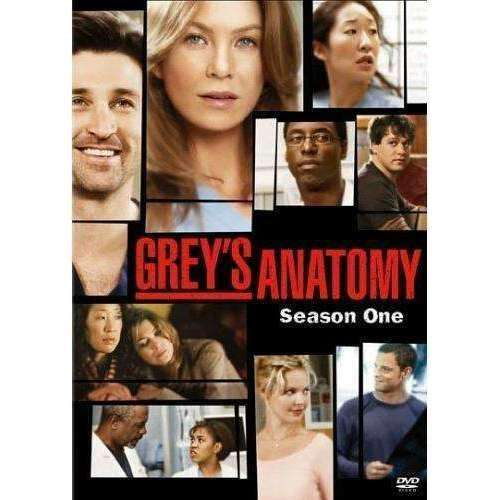 DVD | Grey's Anatomy: Season 1,Widescreen,The CD Exchange
