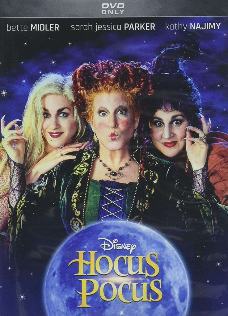 DVD - Hocus Pocus 25th Anniversary Edition - The CD Exchange