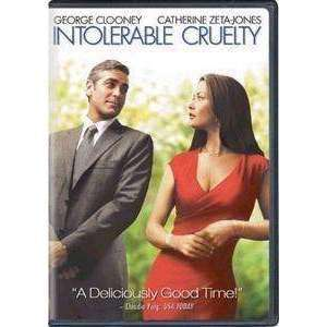 DVD | Intolerable Cruelty (Widescreen),Widescreen,The CD Exchange