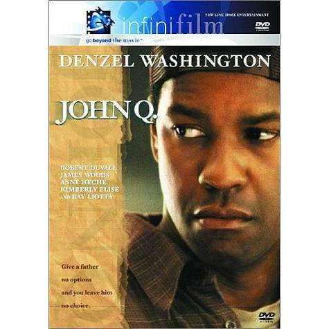 DVD | John Q.,Widescreen,The CD Exchange