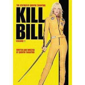 DVD | Kill Bill Vol.1,Widescreen,The CD Exchange