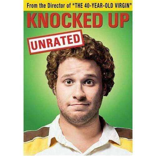 DVD - Knocked Up (Unrated Widescreen) - Used - The CD Exchange