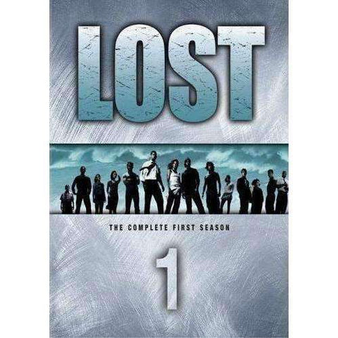 DVD - Lost: Season 1 - Used - The CD Exchange