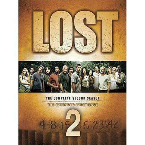 DVD - Lost: Season 2 - Used - The CD Exchange