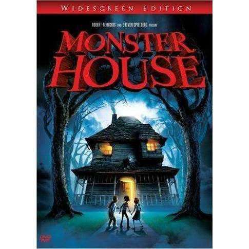 DVD - Monster House (Widescreen) - Used,,The CD Exchange