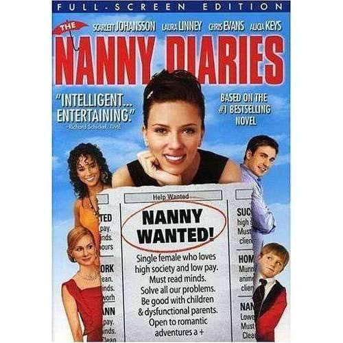 DVD | Nanny Diaries (Fullscreen),Fullscreen,The CD Exchange