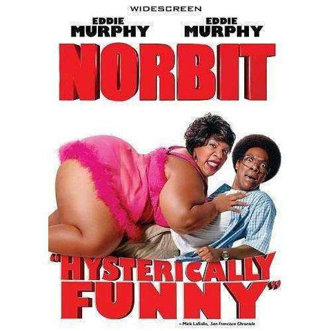 DVD - Norbit - Widescreen Movie - The CD Exchange