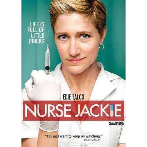 DVD - Nurse Jackie: Season 1 - TV Show - The CD Exchange