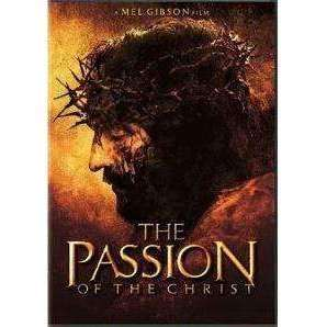 DVD | Passion Of The Christ (Widescreen),Widescreen,The CD Exchange