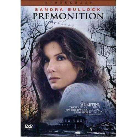 DVD - Premonition (Widescreen),,The CD Exchange