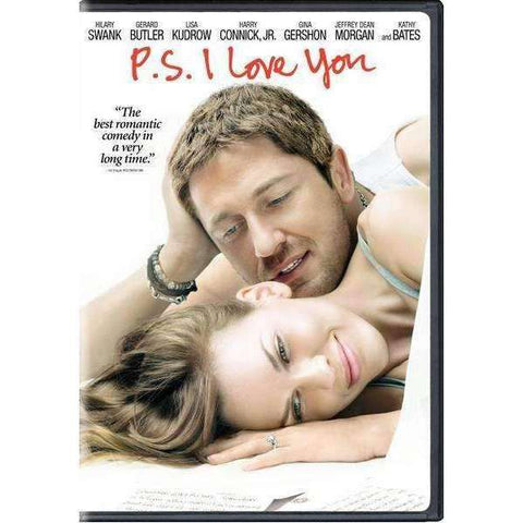DVD - P.S. I Love You - Used,,The CD Exchange
