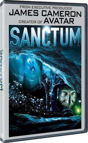 DVD - Sanctum,The CD Exchange