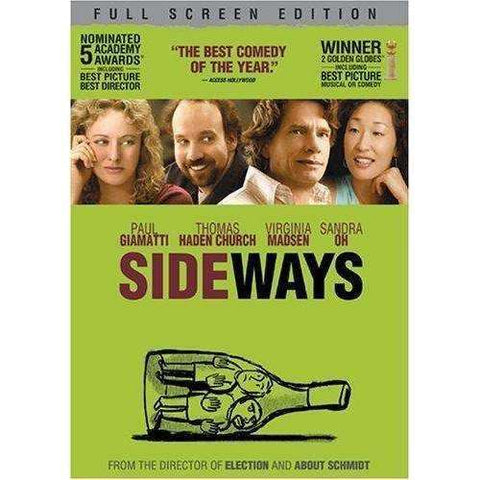 DVD - Sideways (Fullscreen) - Used,,The CD Exchange