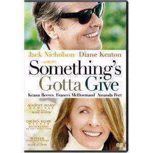 DVD - Something's Gotta Give - Used,,The CD Exchange