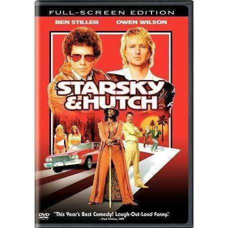 DVD | Starsky & Hutch (Fullscreen),Fullscreen,The CD Exchange