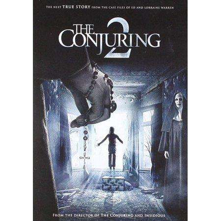 DVD - The Conjuring 2 (Widescreen),Widescreen,The CD Exchange