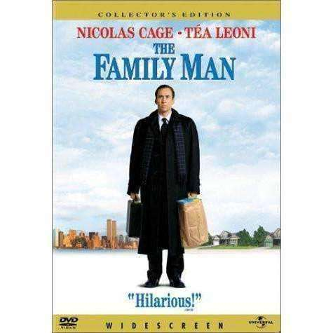 DVD | Family Man,Widescreen,The CD Exchange
