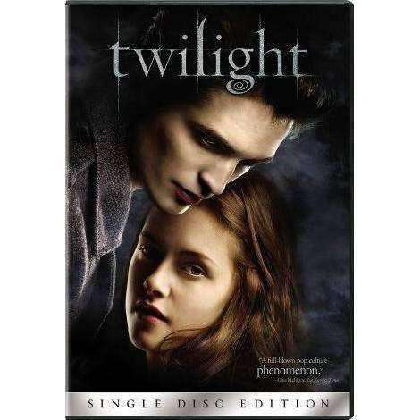 DVD - Twilight - Used,,The CD Exchange