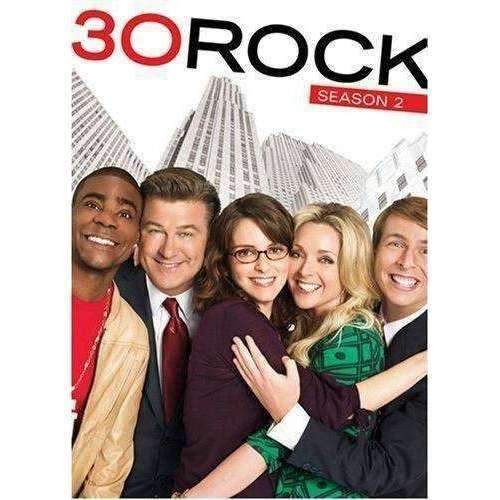 DVD | 30 Rock: Season 2 | Television Series - The CD Exchange