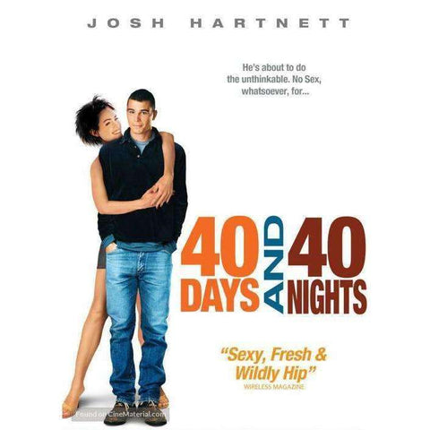 DVD | 40 Days And 40 Nights,Widescreen,The CD Exchange