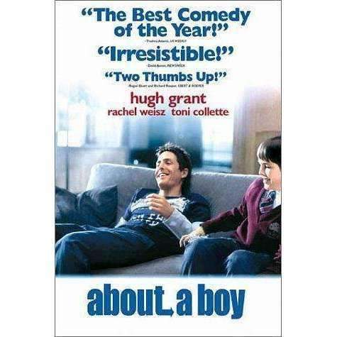 DVD | About A Boy (Fullscreen),Fullscreen,The CD Exchange