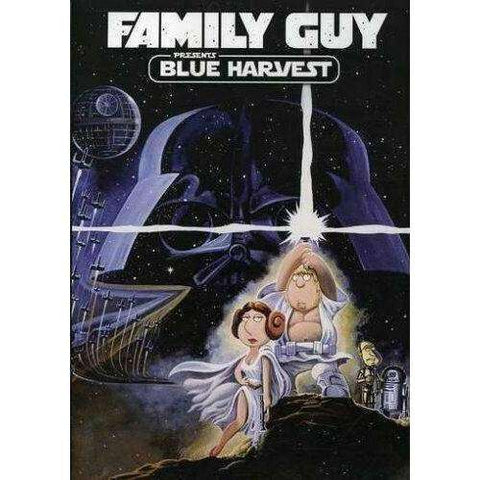 DVD | Family Guy: Blue Harvest,,The CD Exchange