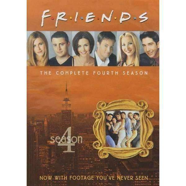 DVD | Friends: Season 4,Fullscreen,The CD Exchange