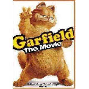 DVD | Garfield - The Movie,Widescreen/Fullscreen,The CD Exchange