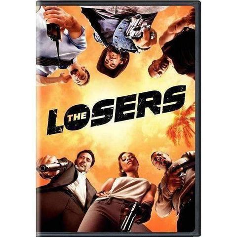 DVD | Losers, The (2010),Widescreen,The CD Exchange