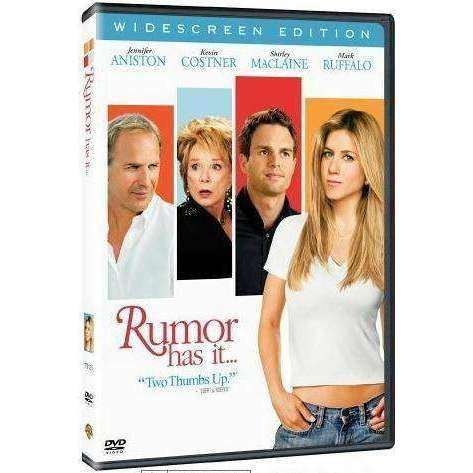 DVD | Rumor Has It (Widescreen),Widescreen,The CD Exchange