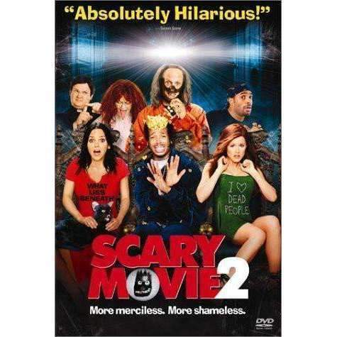 DVD | Scary Movie 2,Widescreen,The CD Exchange