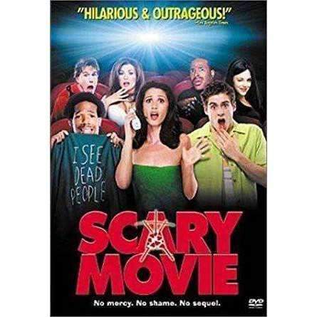 DVD | Scary Movie,Widescreen,The CD Exchange