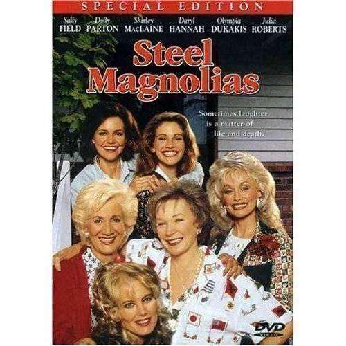 DVD - Steel Magnolias (Special Edition) - Widescreen Movie - The CD Exchange
