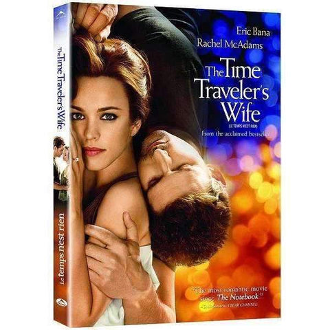 DVD | Time Traveler's Wife,Widescreen,The CD Exchange